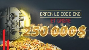 concours crack le code CKOI