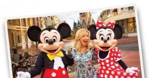 Concours gagner des vacances avec Véronique Cloutier à Walt Disney
