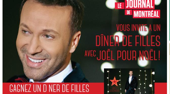 Joël Legendre, concours, diner