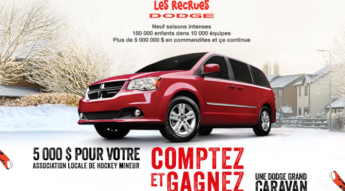 Chrysler, concours
