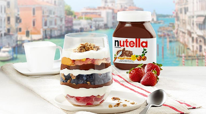 Concours Nutella