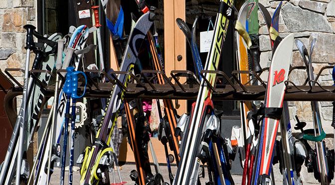 concours ski