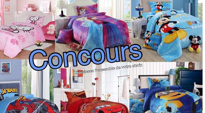 concours, literie