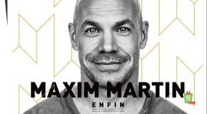 Maxim Martin, concours