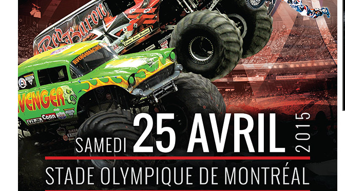 Monster Spectacular, concours, spectacle