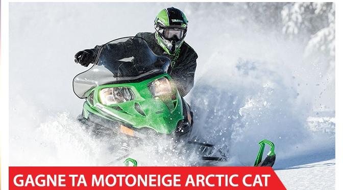 motoneige, concours