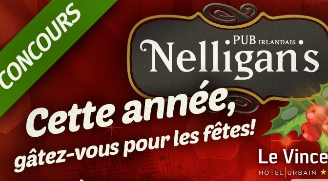 Concours, Pub Nelligan's