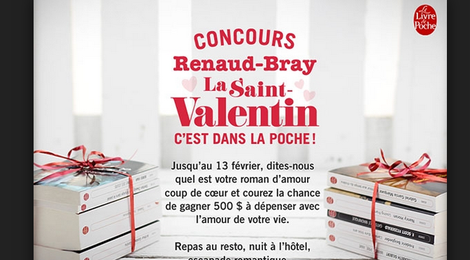 Concours Renaud-Bray