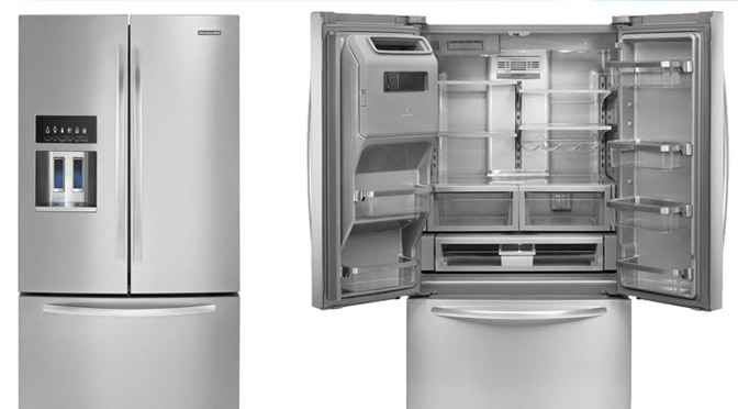 Concours refrigerateur KitchenAid à gagner