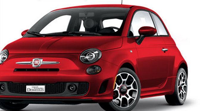 Fiat, concours