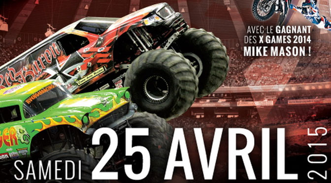 Monster Spectacular, concours