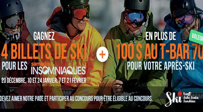 Mont Saint-Sauveur, concours
