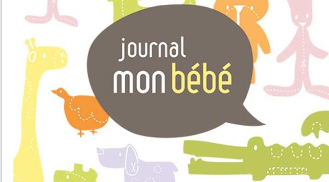 journal de bébé, concours