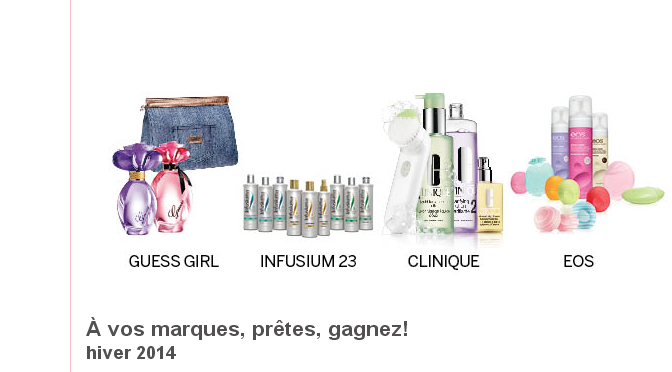 produits filles, concours
