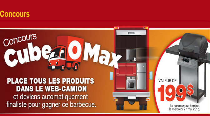 concours Cube-O-Max