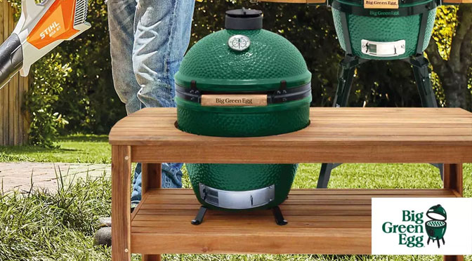 Concours Big Green Egg Stihl