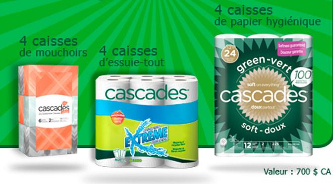 Concours Ecoquestion Cascade