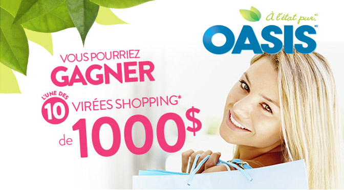 concours oasis 2015
