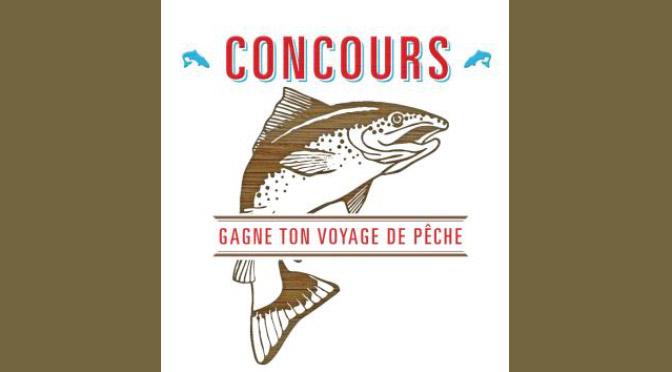 concours de voyage de pêche