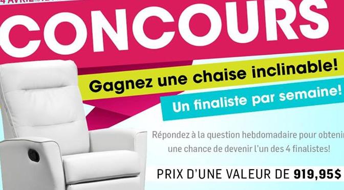 concours Meubles Domon