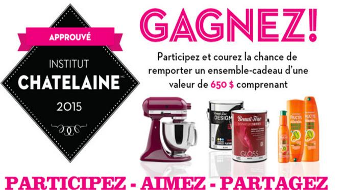 concours Châtelaine