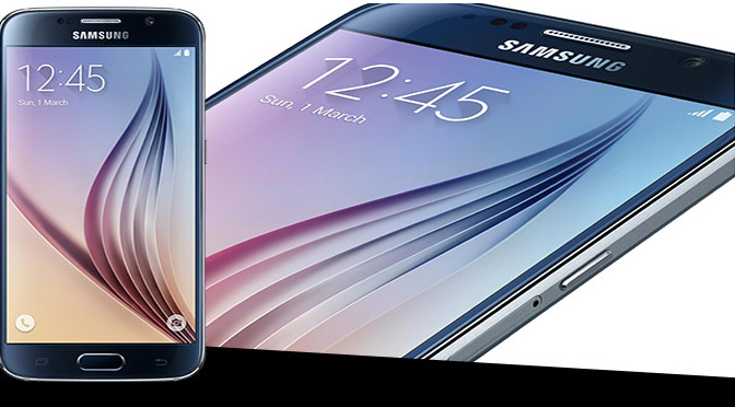 concours, Galaxy Samsung S6