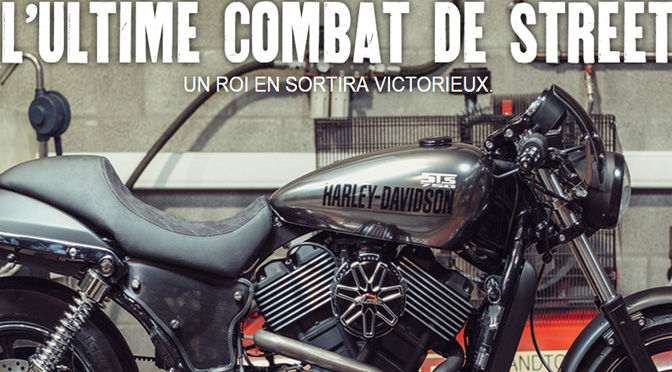 concours Harley-Davidson