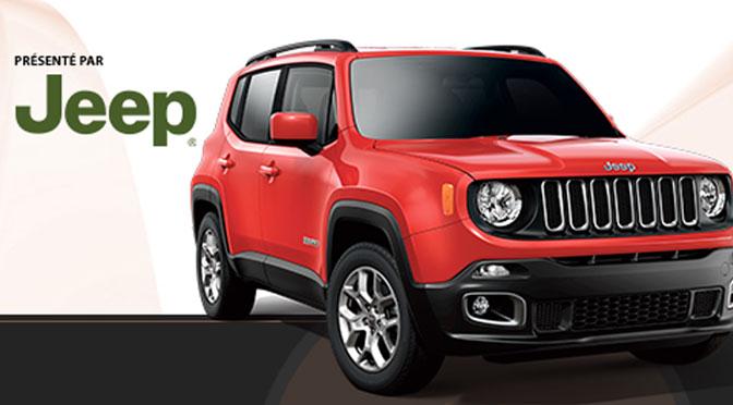 Concours Jeep, Radio-Canada
