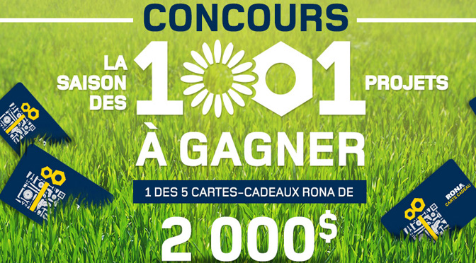 concours Rona
