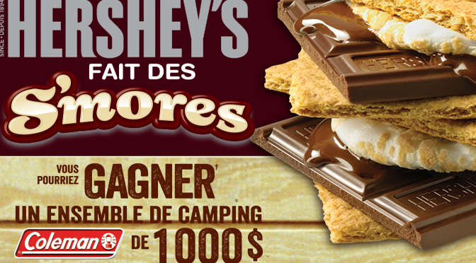 Concours HERSHEY'S