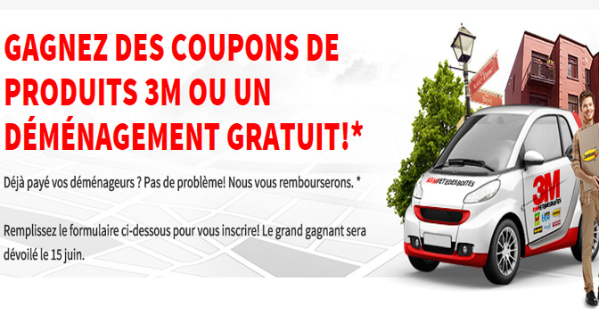 Concours 3M