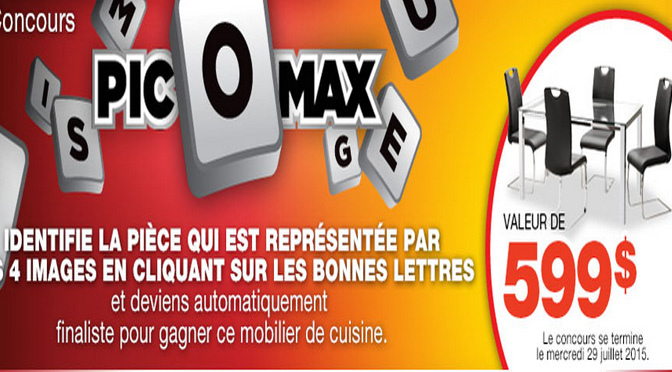 Concours Économax