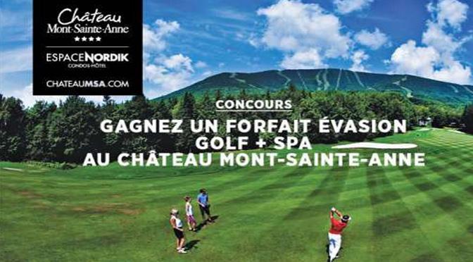Concours Château Mont-Saint-Anne