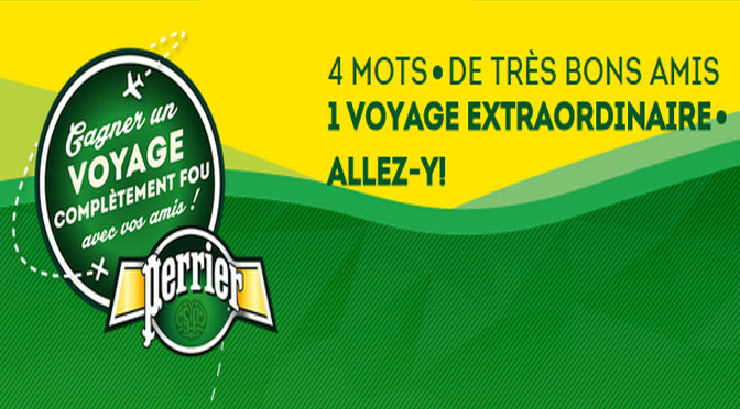 Concours Perrier