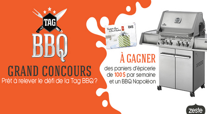 concours tag bbq