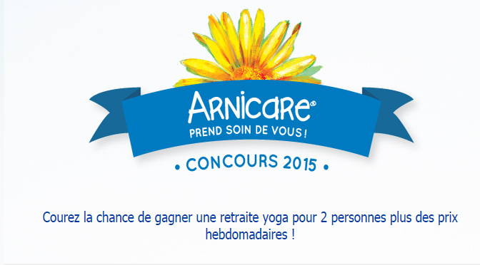 Concours Boiron