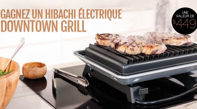 Hibachie concours cuisine action