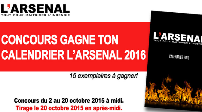 Concours Arsenal