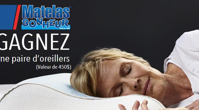 Concours Matelas Bonheur