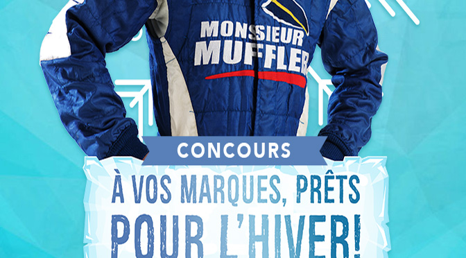 Concours Monsieur Muffler