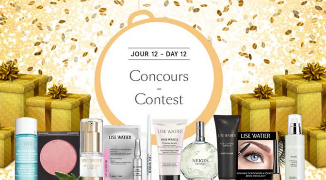 Concours Lise Watier