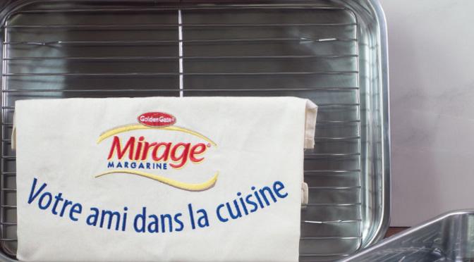 Concours Margarine Mirage