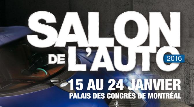 Concours Salon de l'Auto de Montréal
