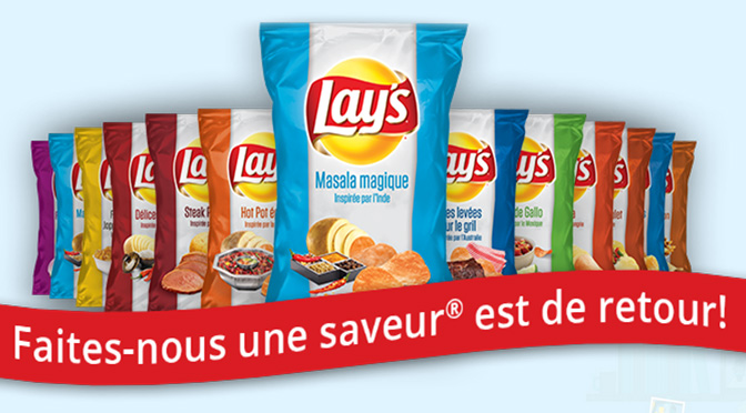 Concours Lay's