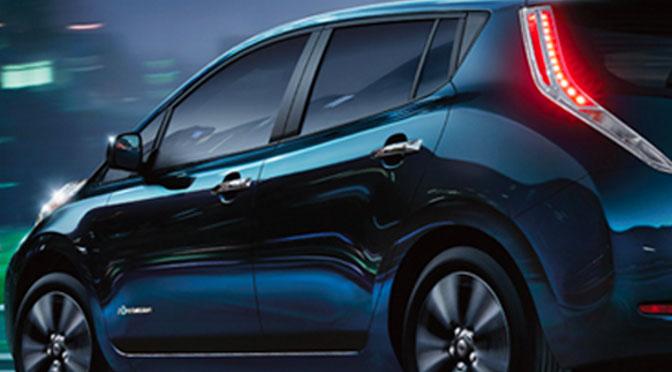 Concours Nissan Leaf