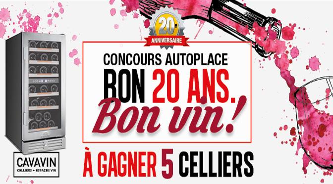 Concours Autoplace