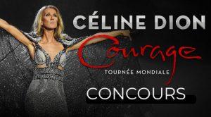 Concours Billet Céline Dion à gagner!