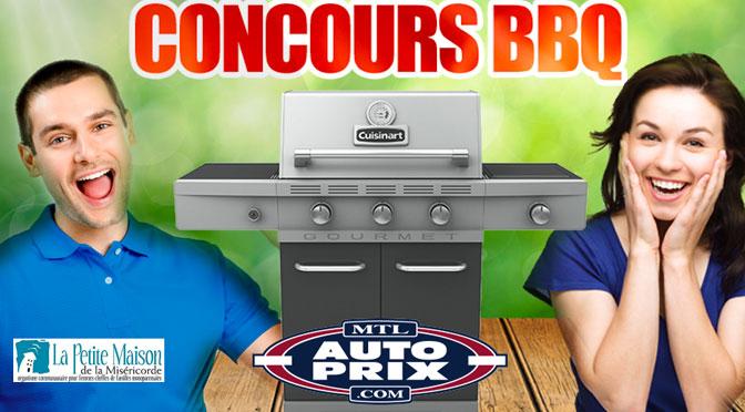 Concours BBQ Cuisinart