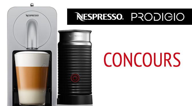 Concours Nespresso