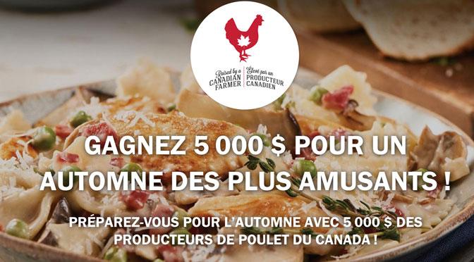 Concours Poulet Automne
